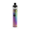 Le Kit GTX Go 40 est une cigarette électronique compacte et simple, sans réglage,, qui propose une belle vapeur en inhalation directe modérée jusqu'à 40 watts.