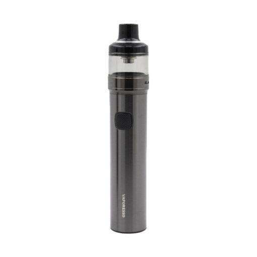 Le Kit GTX Go 80 est une cigarette électronique format tube simple, sans réglage, qui propose une belle vapeur en inhalation directe jusqu'à 80 watts.