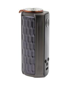Légère et compacte, la Box Target 80 dispose pourtant d'une batterie intégrée de 3000mAh pour vous offrir une belle autonomie, et tous les modes de Vaporesso jusqu'à 80w. Robuste, elle offre une prise en main ferme et accueille tous les atomiseurs jusqu'à 26mm.