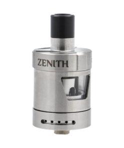 Le Zenith 2ml de Innokin est le petit frère, plus compact, du Zenith (4ml). C'est l'un des clearomiseurs les plus simples et fiables du marché. Comme c'est aussi un spécialiste de l'inhalation indirecte, il est logiquement devenu un best-seller auprès des fumeurs qui adoptent la cigarette électronique pour arrêter de fumer. C'est en effet un excellent choix.