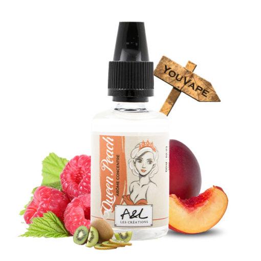 Concentré Queen Peach 30ml par A&L