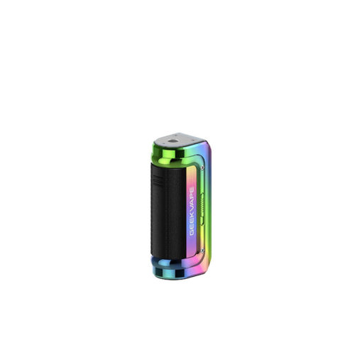 La Box Aegis S100 (Solo 2) est une box simple accu qui associe confort, esthétique soignée et résistance extrême. Étanche, et antichoc, c'est la box qu'il vous faut pour affronter les milieux hostiles aux ecigarettes : sable, boue, pluie, sciures de bois, rien ne l'affecte. Sa puissance de 100 watts vous permet de profiter sans limite de vos meilleurs atomiseurs.