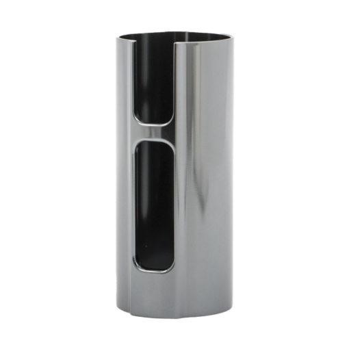 Sleeve 18350 pour Reload Essential Mod en format 18350. Comme la sleeve d'origine (au format 18650), elle porte le diamètre du mod à 24mm. Elle permet donc d'utiliser tous les atomiseurs en 24mm, en particulier ceux de la marque.