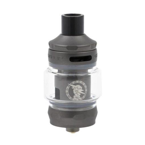 Le Tank Z Nano 2 est un clearomiseur compact de 22mm de diamètre. Il a trois atouts maîtres : Simplicité, polyvalence et résistance aux fuites. Il est en effet équipé d'entrées d'air par le haut, et ses résistances B Series Coils lui permettent de vapoter aussi bien en inhalation directe (DL) qu'en inhalation indirecte (MTL).