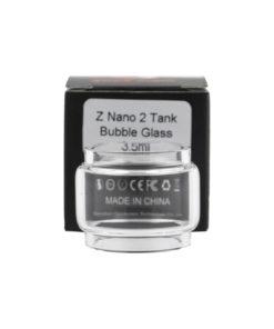 Réservoir Bulb de 3.5ml en pyrex pour le clearomiseur Z Nano 2