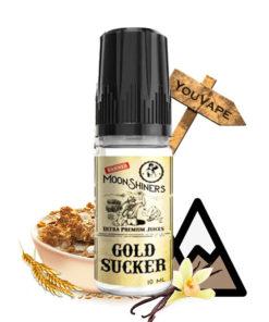 Eliquide Gold Sucker 10ml par Moonshiners